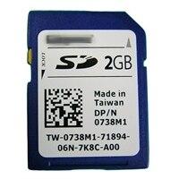 2GB/s SD Karta ONLY dla Wewnętrzny Moduł z SD (No Moduł Included) - zestaw