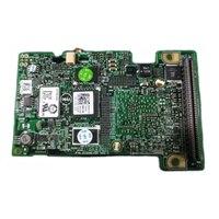 Dell PERC H710 Zintegrowany kontroler RAID, typu Mini z 512 MB nieulotnej pamięci podręcznej — zestaw