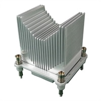 Dell PE T20 radiator do Intel Xeon CPU - zestaw