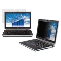 Dell - Filtr prywatności Laptopa - 15.6calowy