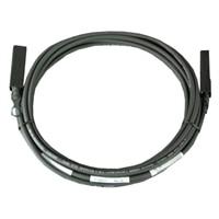 Podłączany bezpośrednio kabel koncentryczny Dell Cisco SFP+ o długości 3 metrów