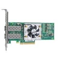 Dwuportowa niskoprofilowa karta sieciowa Dell QLogic QL45212-DE 25GE SFP28
