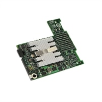 Intel X520-KR2 - Adapter Sieciowy - 10Gb Ethernet x 2 - dla PowerEdge M820, M910, M915