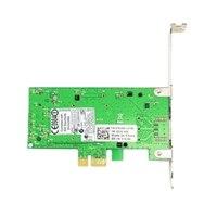 Dell Łączność bezprzewodowa 1540 (802.11 a/b/g/n) do użytku w Republice Południowej Afryki karta PCIe (pełnej wysokości)