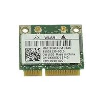 Dell Łączność bezprzewodowa 1540 (802.11 a/b/g/n) karta PCIe (połowa wysokości)