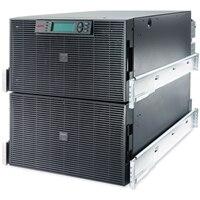 APC Smart-UPS RT - UPS ( montowany w stojaku ) - AC 220/230/240 V - 12 kW - 15000 VA - Ethernet 10/100, RS-232 - 10 Złącze(a) wyjściowe - 12U