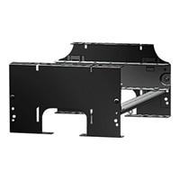 APC - Open bottom cable trough - czarny