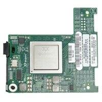 QLogic SANblade QME2572 - Adaptador de bus de host - PCIe x8 - 8Gb Fibre Channel x 2 - para PowerEdge M805, M905