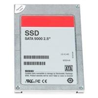 Dell Unidade de estado sólido SATA de 480 GB com uso intenso de gravação 6 Gbit/s 2,5 pol. Unidade in 3,5 pol. Hybrid Carrier - S3510