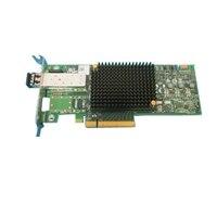 de barramento do host Fibre Channel LPe31000-M6-D 1 portas 16 GB Dell Emulex - perfil baixo