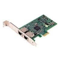 Placa de rede Dell Broadcom 5720 Gigabit com duas portas