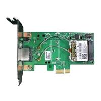 Placa de meia altura Wireless DW1540 da Dell