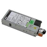 único Unidade De Conector Automático de Fonte de alimentação de 1100 W da Dell