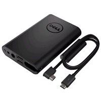Carregador Portátil Dell (12.000 mAh) USB-C - PW7015MC