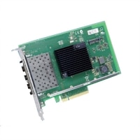 Dell Intel X710 Quatro portas de 10 Gigabit ligação direta, Converged de rede adaptador, SFP+, kit de cliente