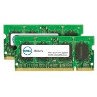 Módulo de memória certificado de 4GB (2 x 2GB) da Dell Kit - DDR2 SODIMM 800MHz