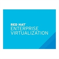 Software Red Hat Enterprise Virtualization (2-sockets), Premium  3 years sem midia