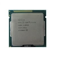 Processador Intel Core I7-3770 de quad núcleos de 3.4 GHz