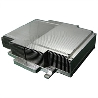 PE R415 simples Dissipador de calor para Additional Processor - Kit