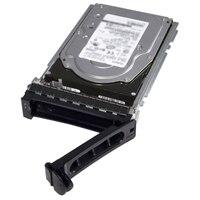 Unidade de disco rígido Near Line SAS 12 Gbps 512n 2.5pol. De Troca Dinâmica Unidade de disco rígido de 7.2 K RPM , CusKit Dell – 2 TB