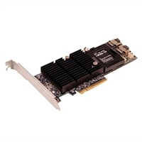 Controlador integrado RAID PERC H710P, 1 GB de NV cache