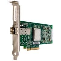 Dell adaptador de bus anfitrião de  Single Port 8GB canal de fibra QLogic 2560