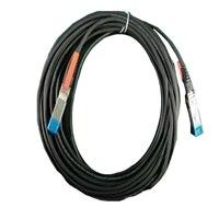 Dell - Cabo de ligação directa 10GBase - SFP+ para SFP+ - 10 m - axial duplo