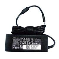 Adaptador CA de 90 Watts e 3 pinos Dell com cabo de alimentação de 6 pés