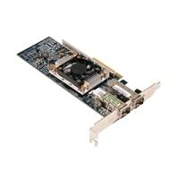 Dell QLogic 57810 Dual portas 10Gb Direct Attach/SFP+ rede adaptador, altura integral, CusKit