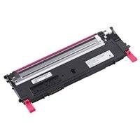 Dell 1235cn Magenta Cartucho de toner de capacidade standard - 1000 páginas