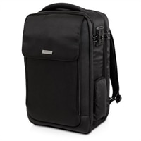 Kensington SecureTrek Laptop Overnight - Bolsa para transporte de Laptop - 17-polegada - preto
