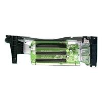 Dell R730 PCIe Riser 1, správny - 3 x 8 PCIe slotu s najmenej 2 Processor