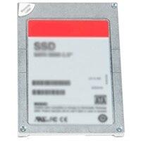 Dell 400 GB Pevný disk SSD SAS Náročný zápis 12Gbps 2.5in Jednotka v 3.5in Hybridní nosič - PX04SH