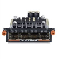 SFP+ 10GbE Module, Ctyrportový, Pripojitelná Za Provozu, 4x SFP+ ports (optics or direct attach cables required), CustKit