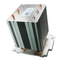 2U CPU Chladič pro PowerEdge R730 without GPU, or PowerEdge R730x, Kit