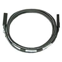 Dell Cisco 3M SFP+ kábel Twinaxial s priamym pripojením