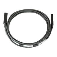 Sieťový kábel Dell SFP+ Priame pripojenie káblov 10GbE - 5 m