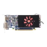 1GB grafický adaptér Dell Dual AMD Radeon R5 240, (DP a DVI-I)