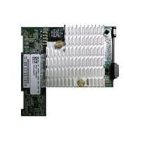 Mezaninová I/O karta Qlogic QME2662 16 Gb/s Fibre Channel, instaluje zákazník