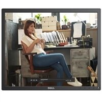 Bildskärmen Dell 22 : P2217H Utan Stativ
