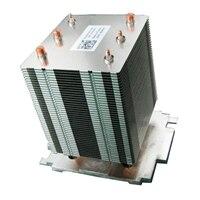 Dell PE R815 dubbla kylfläns för Ytterligare Processorns - sats
