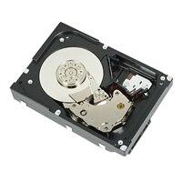 Dell hårddisk 7 200 v/min med Near Line SAS – 4 TB
