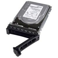 600GB Dell Självkrypterande SAS-hårddisk 2.5tum Hårddisk Som Kan Bytas Under drift med 15,000 v/min – FIPS140, CusKit