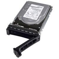 Dell SAS-hårddisk 2.5tum Hårddisk Som Kan Bytas Under drift med 10,000 v/min, Cus Kit – 300 GB