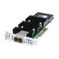 Dell PERC H830 RAID adapter extern JBOD 2 GB NV låg Profil