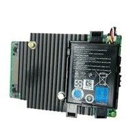 Dell PERC H730P - Kontrollerkort (RAID) - 8 Kanal - SATA 6Gb/s / SAS 12Gb/s low profile - 1.2 GBps - RAID 0, 1, 5, 6, 10, 50, 60 - PCIe 3.0 x8