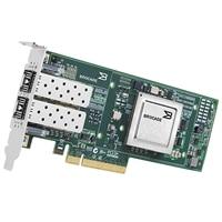 Dell Brocade 1020 lågprofils-CNA-adapter på 10 Gbit/s med dubbla portar för FCoE