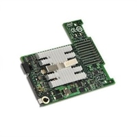 Dell Intel X520 10 GbE – KR/XAUI I/O-kort med dubbla portar