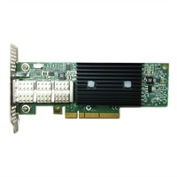 Mellanox ConnectX-3, 1 portar, VPI FDR, QSFP+ Adapter, installeras av kunden