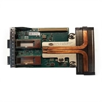 Intel XL710 - Nätverksadapter - PCIe - 40 Gigabit QSFP+ x 2 - för PowerEdge R630, R730, R730xd, R930